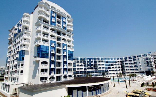 Отель Chaika Metropol вид на фасад