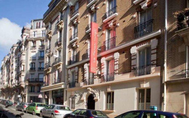 Отель le Paris Vingt Франция, Париж - отзывы, цены и фото номеров - забронировать отель le Paris Vingt онлайн вид на фасад