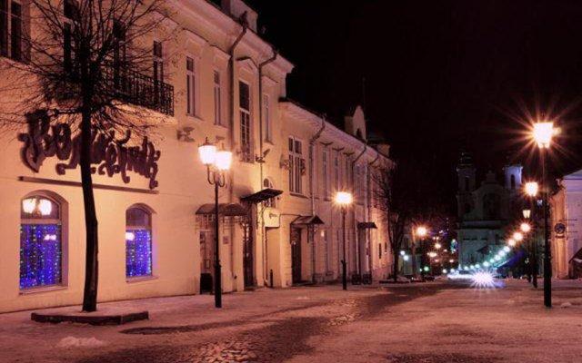 Апартаменты Витебск вид на фасад
