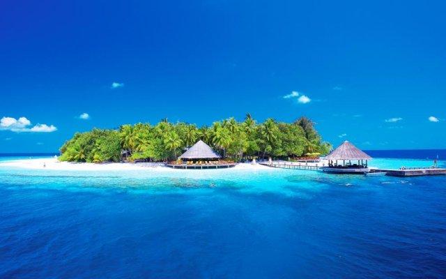 Отель Angsana Ihuru пляж