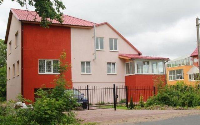 Hostel Anastasia Калининград вид на фасад