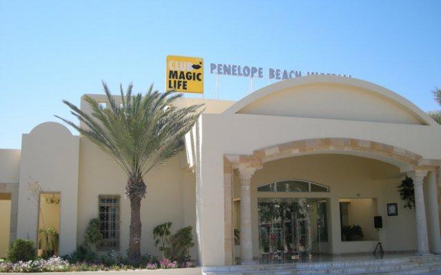 Отель Magic Life Penelope - All Inclusive Тунис, Мидун - отзывы, цены и фото номеров - забронировать отель Magic Life Penelope - All Inclusive онлайн вид на фасад