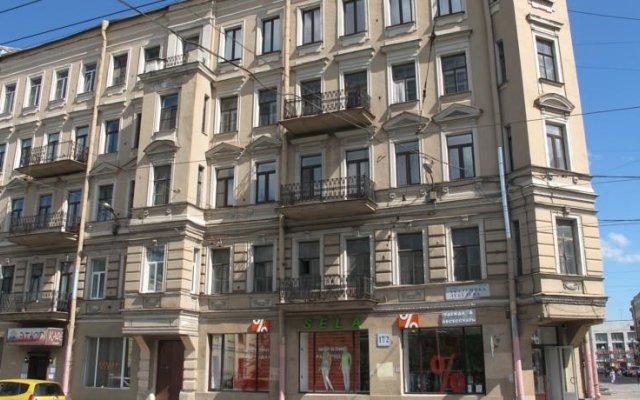 Апартаменты Park Lane Inn вид на фасад