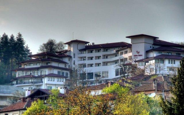 Hotel Kalina Palace Трявна вид на фасад