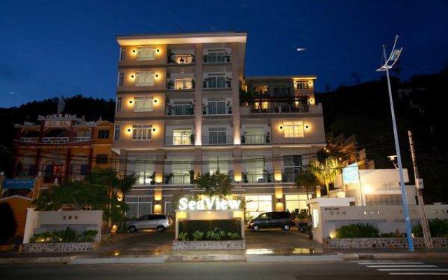 Отель Sea View Residence Вьетнам, Вунгтау - отзывы, цены и фото номеров - забронировать отель Sea View Residence онлайн вид на фасад