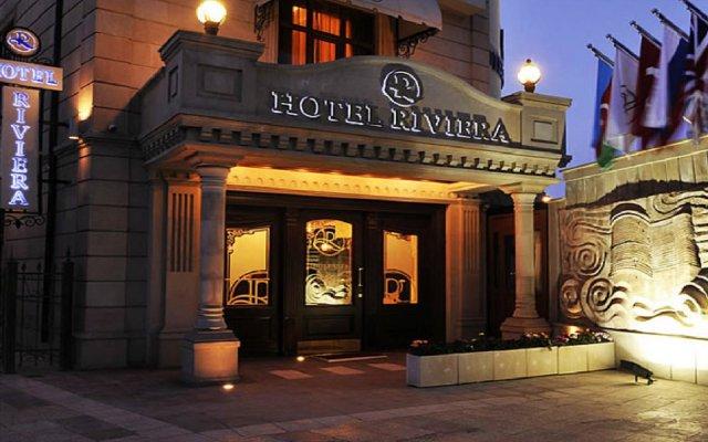 Отель Riviera Азербайджан, Баку - отзывы, цены и фото номеров - забронировать отель Riviera онлайн вид на фасад