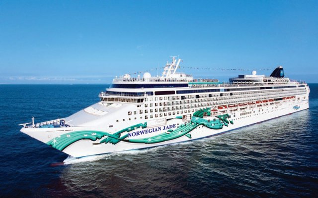 Гостиница Norwegian Jade Cruise Ship