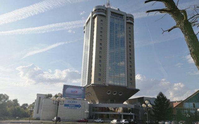 Гостиница Панорама вид на фасад