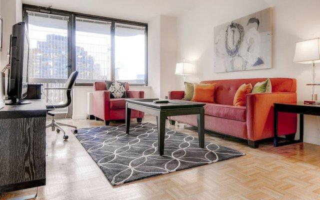 Отель Global Luxury Suites at Symphony House США, Нью-Йорк - отзывы, цены и фото номеров - забронировать отель Global Luxury Suites at Symphony House онлайн комната для гостей