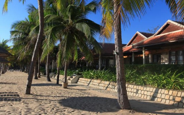 Отель Evason Ana Mandara Nha Trang пляж