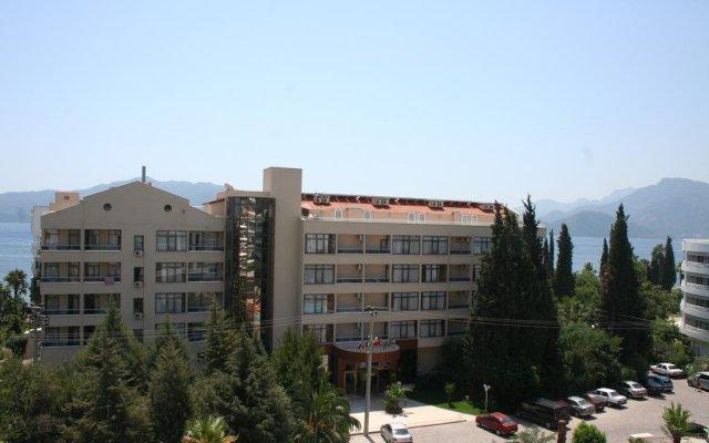 Kaya Maris Hotel Мармарис вид на фасад