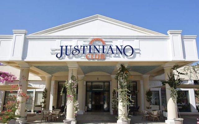 Justiniano Club Alanya – All Inclusive Турция, Окурджалар - 1 отзыв об отеле, цены и фото номеров - забронировать отель Justiniano Club Alanya – All Inclusive онлайн вид на фасад