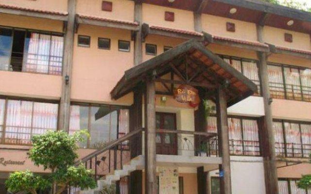Отель Bao Dai s Villas Нячанг вид на фасад