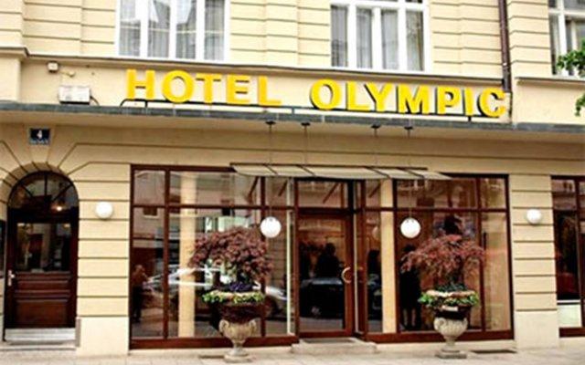 Отель Olympic Германия, Мюнхен - отзывы, цены и фото номеров - забронировать отель Olympic онлайн вид на фасад