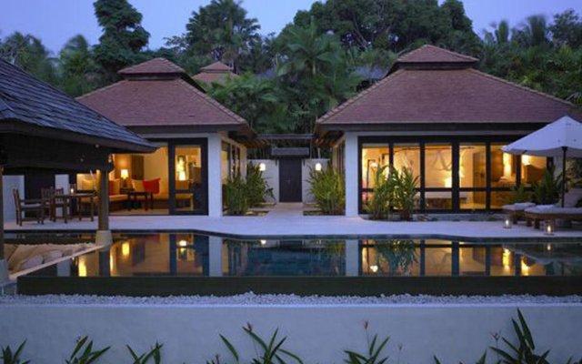 Отель Evason Phuket & Bon Island вид на фасад