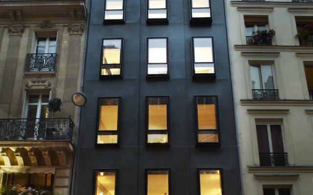 Отель Le Montana Франция, Париж - отзывы, цены и фото номеров - забронировать отель Le Montana онлайн вид на фасад