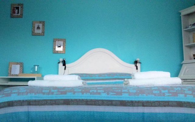 """Отель Surf & Guest Lorena""""s House комната для гостей"""