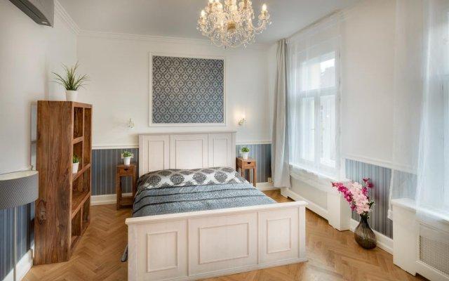 Отель Veleslavinova Apartment Чехия, Прага - отзывы, цены и фото номеров - забронировать отель Veleslavinova Apartment онлайн комната для гостей