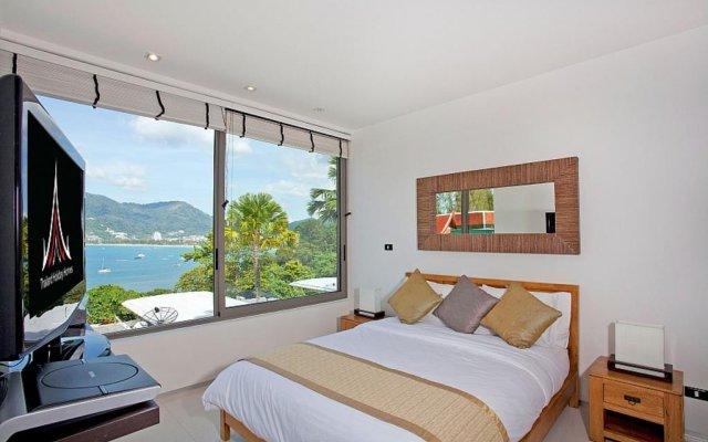 Отель Seductive Sunset Villa Patong A1 комната для гостей