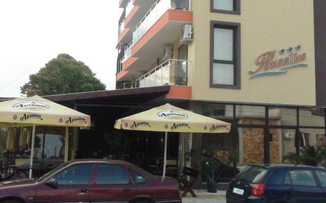 Hotel Rusalka вид на фасад