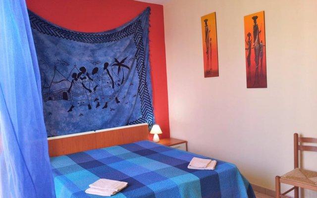 Отель Casa Vacanze Tanieli Италия, Дизо - отзывы, цены и фото номеров - забронировать отель Casa Vacanze Tanieli онлайн комната для гостей