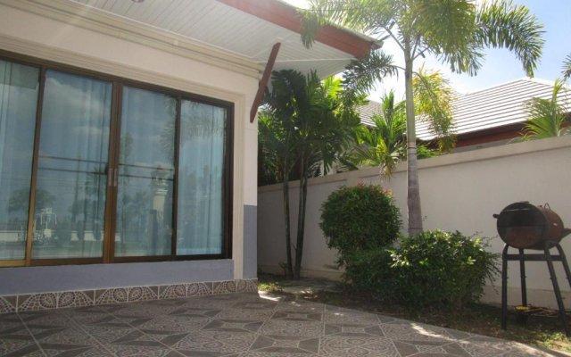 Отель Baan Dusit View 178/92 вид на фасад