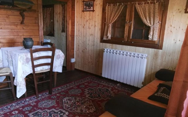 Отель Country Club Primi Faggi Санто-Стефано-ин-Аспромонте комната для гостей