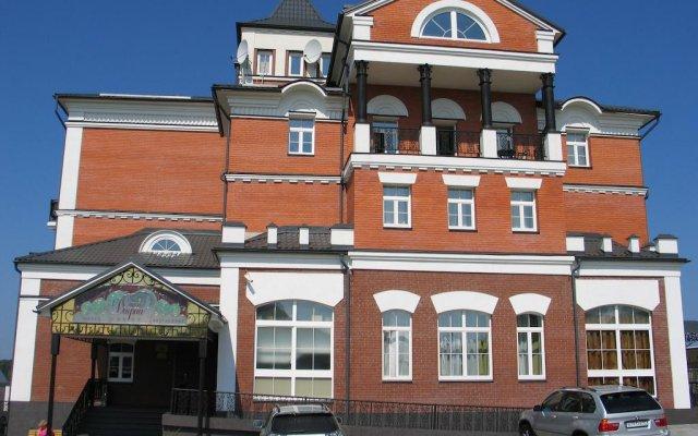 Гостиница Дафна вид на фасад