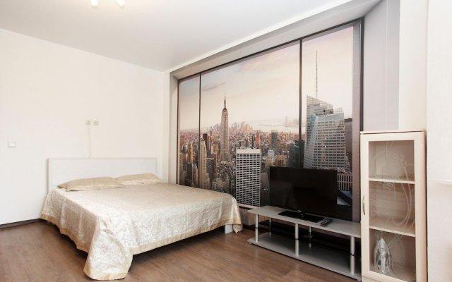 Гостиница ApartLux on Chertanova комната для гостей