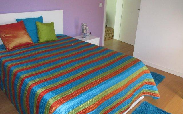 Отель Vivenda Madalena Машику комната для гостей