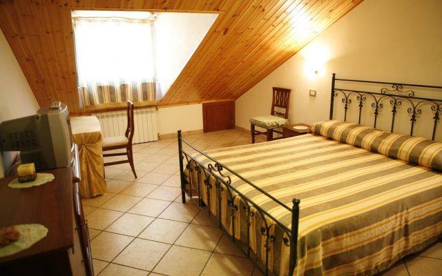 Отель B&B Le Serre Петралия-Соттана комната для гостей