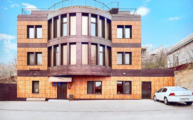 Бутик-Отель Акватория Самара парковка