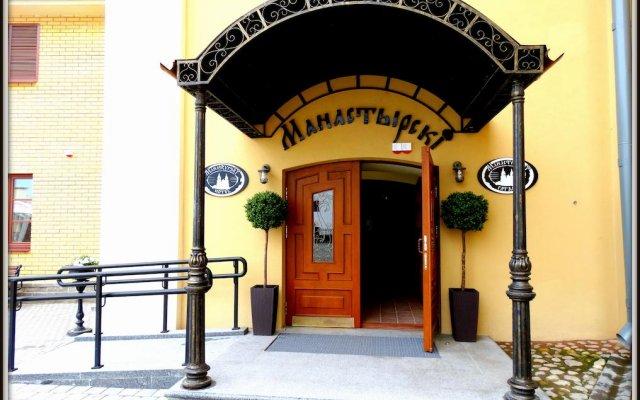 Гостиница Монастырcкий интерьер отеля