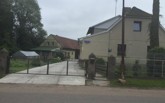 Мини-Отель Неман Дом Дружбы вид на фасад