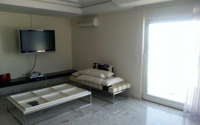 Отель Alanya Penthouse комната для гостей