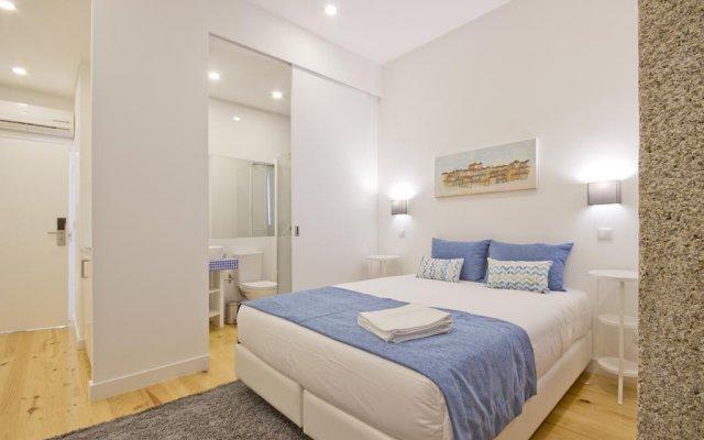 Отель MyStay Porto Bolhão комната для гостей