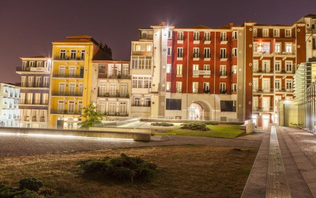 Отель Cardosas Living Loios вид на фасад