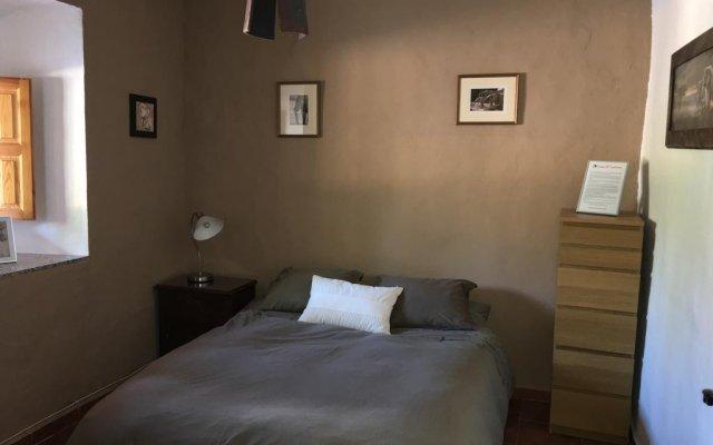 Отель Casa El CastaÑo Алькаудете комната для гостей