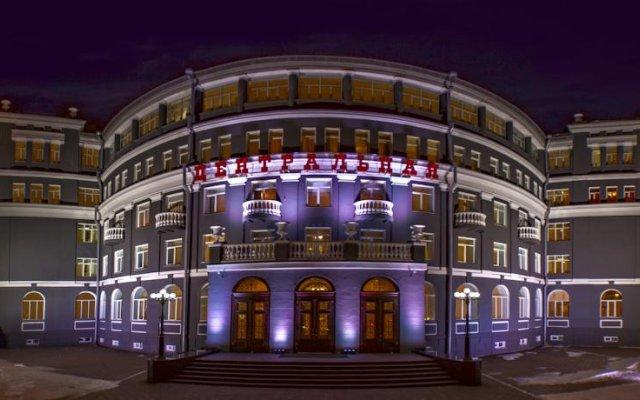 Гостиница Центральная развлечения