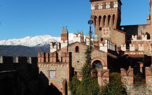 Отель Castello Di Pavone балкон