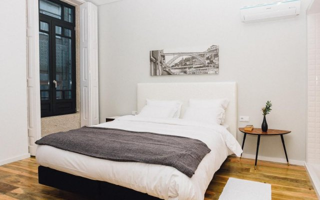 Отель Enjoy Porto Guest House Порту комната для гостей