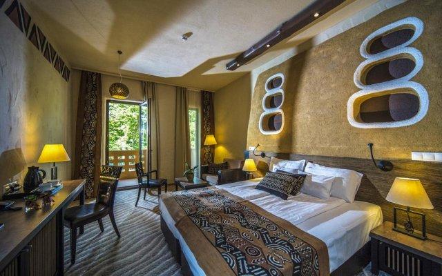 Отель Bambara Hotel Premium Венгрия, Силвашварад - отзывы, цены и фото номеров - забронировать отель Bambara Hotel Premium онлайн комната для гостей