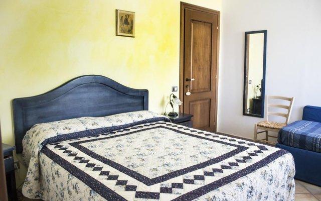 Отель Al Casale Di Morro Морровалле комната для гостей