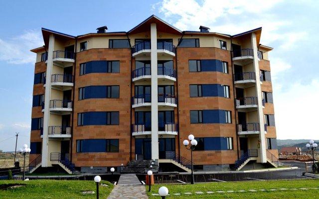 Отель Tsovasar family rest complex вид на фасад