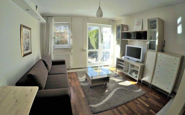 Отель Victus Apartamenty - Apart Сопот комната для гостей