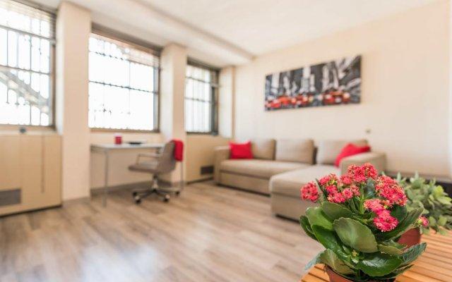 Отель Apartamento Princesa Мадрид комната для гостей