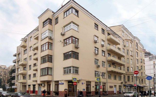 Апартаменты на Бронной вид на фасад