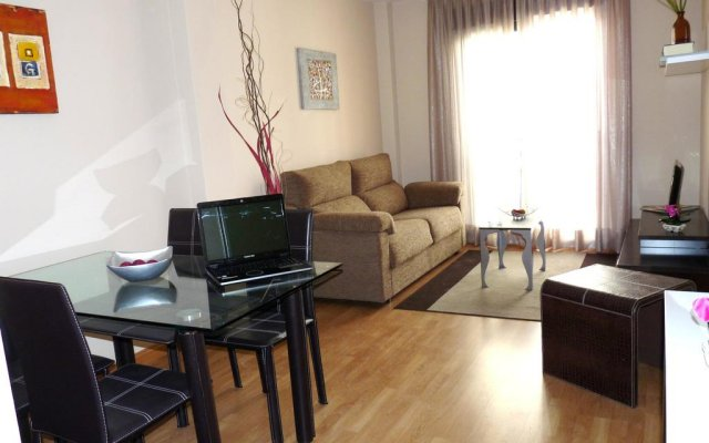 Отель Apartamentos Salvia 4 комната для гостей