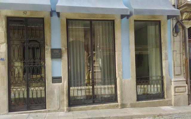 Отель Belomonte Guest House вид на фасад