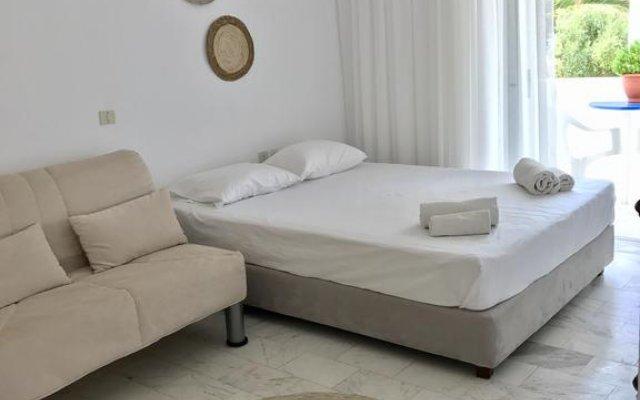 Отель Haus Risos комната для гостей